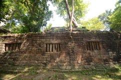 Angkor Wat ruins Royalty Free Stock Image