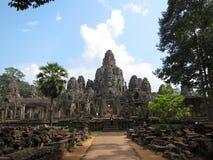 Angkor Wat Ruins. Angkor Wat city at Cambodia Stock Image
