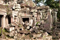 Angkor Wat ruins Stock Images