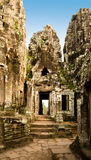 Angkor Wat ruins Stock Photos