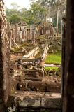 Angkor Wat ruins Royalty Free Stock Photos
