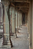 Angkor Wat ruiny w dżungli Fotografia Stock