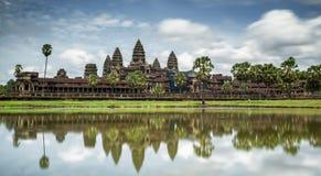 Angkor Wat Royalty Free Stock Photos
