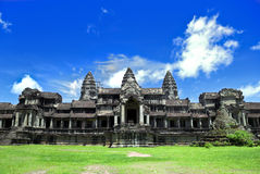 Angkor Wat Series 14 Stock Photos
