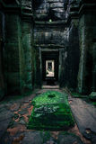 Angkor Wat Shrine. A shrine for fertility inside Angkor Wat, Cambodia Stock Images