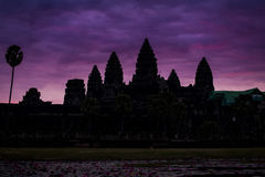 Angkor Wat, Siem Reap Foto de archivo