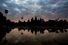 Angkor Wat, Siem Reap fotografía de archivo