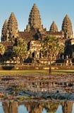 Angkor Wat, Siem reap, Cambodia. Royalty Free Stock Image