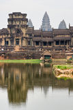 Angkor Wat, Siem reap, Cambodia. Royalty Free Stock Photos