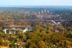 Angkor wat, Siem Reap, Cambodia Stock Photo