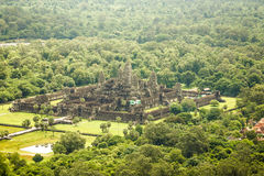Angkor wat siem reap cambodia kingdom of wonder. Angkor Wat is the most famous of the Angkorian temples. Back in the twelfth century when it was built by King Royalty Free Stock Image