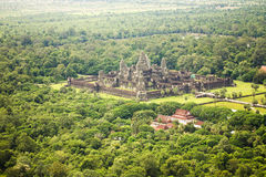 Angkor wat siem reap cambodia kingdom of wonder. Angkor Wat is the most famous of the Angkorian temples. Back in the twelfth century when it was built by King Stock Photo