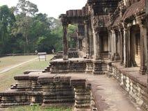 Angkor Wat in Siem Reap, Cambodia. Royalty Free Stock Photography