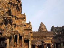 Angkor Wat in Siem Reap, Cambodia. Stock Images
