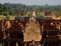 Angkor Wat in Siem Reap, Cambodia. Stock Images