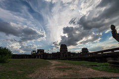 Angkor Wat, Siem Reap Cambodia May 2015 Stock Images