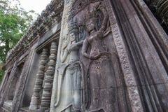 Angkor Wat, Siem Reap Cambodia May 2015 Stock Photos