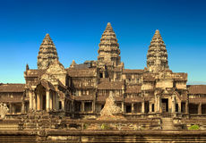 Angkor Wat, Siem Reap, Cambodia. Royalty Free Stock Images
