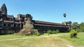 Angkor Wat , Siem Reap, Cambodia Royalty Free Stock Photo