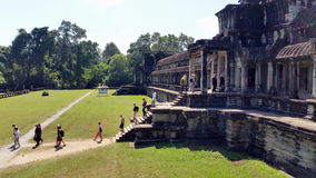 Angkor Wat , Siem Reap Cambodia Royalty Free Stock Photography
