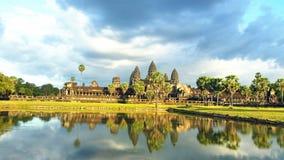 Angkor Wat, Siem Reap,  Cambodia Royalty Free Stock Photo
