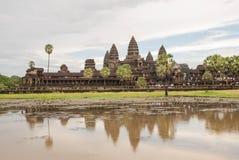 Angkor Wat, Siem reap, Cambodia. Stock Images