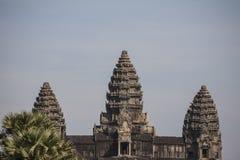 Angkor Wat, Siem Reap, Camboya imágenes de archivo libres de regalías