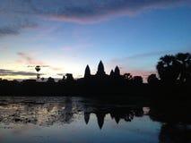 Angkor Wat, Siem Reap, Camboya Foto de archivo