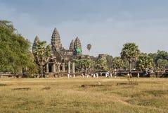 Angkor Wat, Siemreap, Καμπότζη στοκ εικόνα