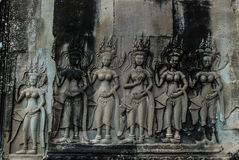 Angkor Wat, Siemreap, Καμπότζη Στοκ εικόνα με δικαίωμα ελεύθερης χρήσης