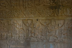 Angkor Wat Siemreap, Cambodja Royaltyfri Fotografi