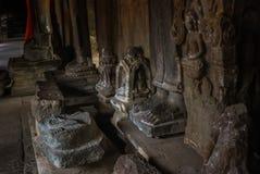 Angkor Wat Siemreap, Cambodja Fotografering för Bildbyråer