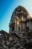 Angkor Wat Siemreap, Cambodja Arkivfoton