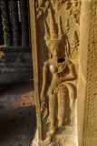 Angkor Wat Siemreap, Cambodja Royaltyfri Foto