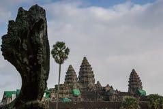 Angkor Wat, Siemreap, Kambodscha Stockfoto