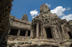 Angkor Wat. Some part of architecture in Angkor Wat Stock Photos