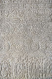 Angkor Wat Stone Carving Relief Pattern Image libre de droits