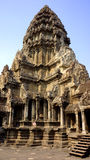 Angkor Wat Stupa Royalty Free Stock Photo
