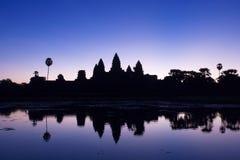 Angkor Wat Sunrise Stockfotografie