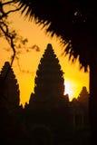 Angkor wat 41 Stock Image