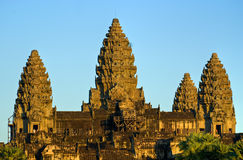 Angkor Wat at cambodia. Stock Photography