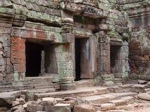 Angkor Wat, Ta Prohm Khmer temple, Stock Image