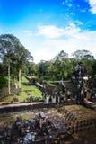 Angkor Wat Tempel lizenzfreies stockbild