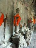Angkor Wat Tempel Lizenzfreies Stockfoto