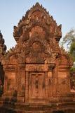 Angkor Wat Tempel, Kambodscha, Siem Reap Lizenzfreie Stockfotos