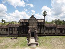 Angkor Wat temple Stock Photography