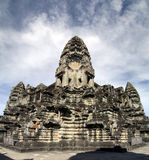 Angkor Wat Temple Royalty Free Stock Photo