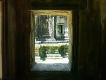 Angkor Wat temple. Cambodia temples - angkor wat - tourist site Stock Photography
