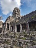 Angkor Wat Temple. Ancient kingdom in Thailand Stock Photography