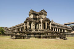 Angkor Wat Temple, Cambodia Royalty Free Stock Photos